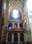 орган собора Святого Вита.