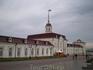 Кремль. Главный (Восточный) корпус Пушечного двора. Расположен в северо-западной части крепости с левой стороны вдоль проезда Шейнкмана. Построен в конце ...