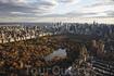 Манхэттен и Центральный парк, Нью-Йорка