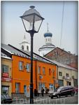 На улице Старого города.