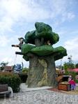 У Лукоморья дуб зеленый . . .