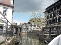 Шлюзы на Рейне