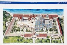 Так выглядели римские термы Карфагена. Руины терм Антонина поражают воображение, ведь это одно из крупнейших курортных комплексов того времени. Пр размерам ...