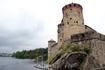 Крепость Олавинлинна в г. Савонлинна