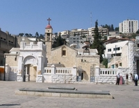 Православная греческая церковь Архангела Гавриила и Святого источника