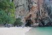 Вид на пещеру , Рейли Пра Нанг