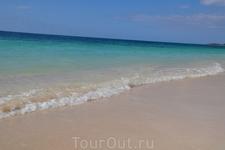 п-ос Анкон, Карибское море