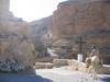 Фотография Вади Кельт и монастырь Сент-Джордж