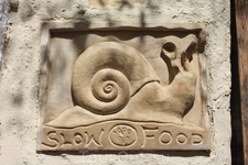 Санторини. Slow food