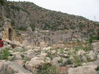 Амфитеатр в Мире.