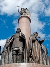 Фотография Памятник 1000-летию города Бреста