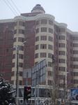 Зимний Ташкент