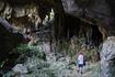 в пещере Санто-Томас. самая большая система пещер в Латинской америке