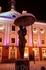 Скульптура целующихся студентов на Ратушной площади Тарту. Изготовлена по проекту Мати Кармина. Символ Тарту. Летом ещё функционирует фонтан.