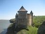 мой самый любимый ракурс при взгляде на Хотинский замок