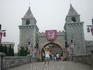 рыцарский замок. Discoveryland