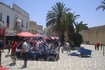 Начало торговых рядов в Медине города Сусс