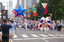 Празднование Дня Независимости в США