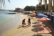 пляж на о-ве Нгор