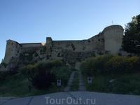 Крепость Кастрокаро. 15 век.