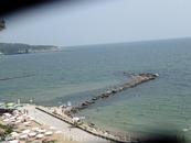 Так выглядит море в Балчике.