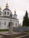 Фотография Великоустюгский памятник Семёну Дежневу