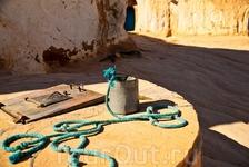Колодец в берберском дворе