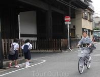 жители Киото