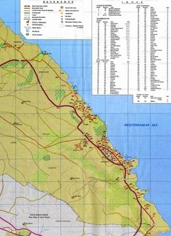 Карта Протараса