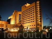 Гостиница Intercontinental Tashkent
