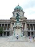 Дворец Габсбургов в Будапеште,дежавю Вены