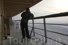 на одной из палуб Сампо