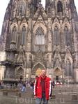 У Кёльнского собора