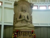 новый Будда в новом Храме