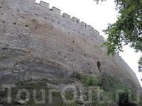 Крепость Кокоржин находится на горе