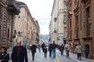 Улицы Турина все украшены флагами в честь 150 лет объединения Италии