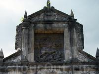 Филиппинский Форт Сантьяго