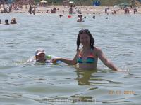 Пляж... Море...