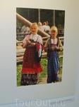 Подружки-веселушки (этнографический музей в Семенково). Карандашев Н.В.