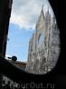 Кафедральный собор Сиены - один из самых маленьких (и красивых) готических соборов к югу от Альп, считающийся самым гармоничным средневековым собором