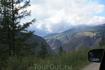 подъезжаем к горному перевалу Кату-Ярык