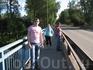 Мост через р.Вытегру в центре города.