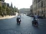 вездесущие мотоциклы на римских улицах