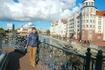 Вид Калиниграда с Имперского мостика