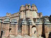 Лучшие архитекторы Толедо были приглашены на строительство замка. Согласно истории, для оплаты труда рабочим были отштампованы незаконные монеты.