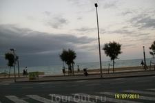 побережье Бланес