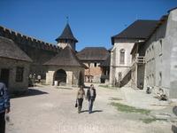 Сцены казни в Польше снимали также в Хотинском замке
