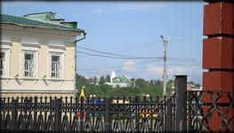 вид со стороны улицы Ярославской