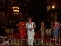 Варна,в соборе