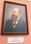 Портрет деда основателя романовской льняной мануфактуры Георга Классена